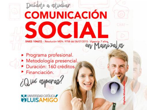 Campaña Luis Amigó