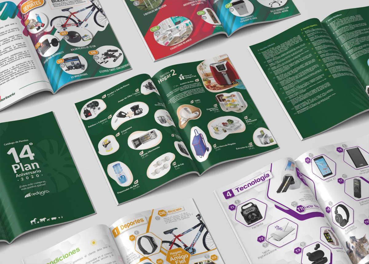 Diseño Editorial Catálogos