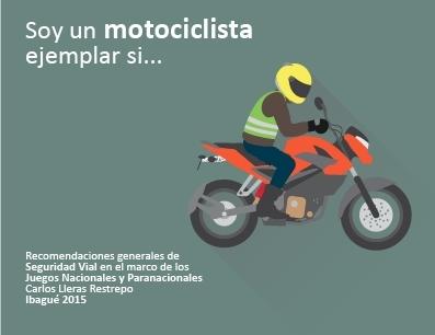 Portada Plegable Motociclistas