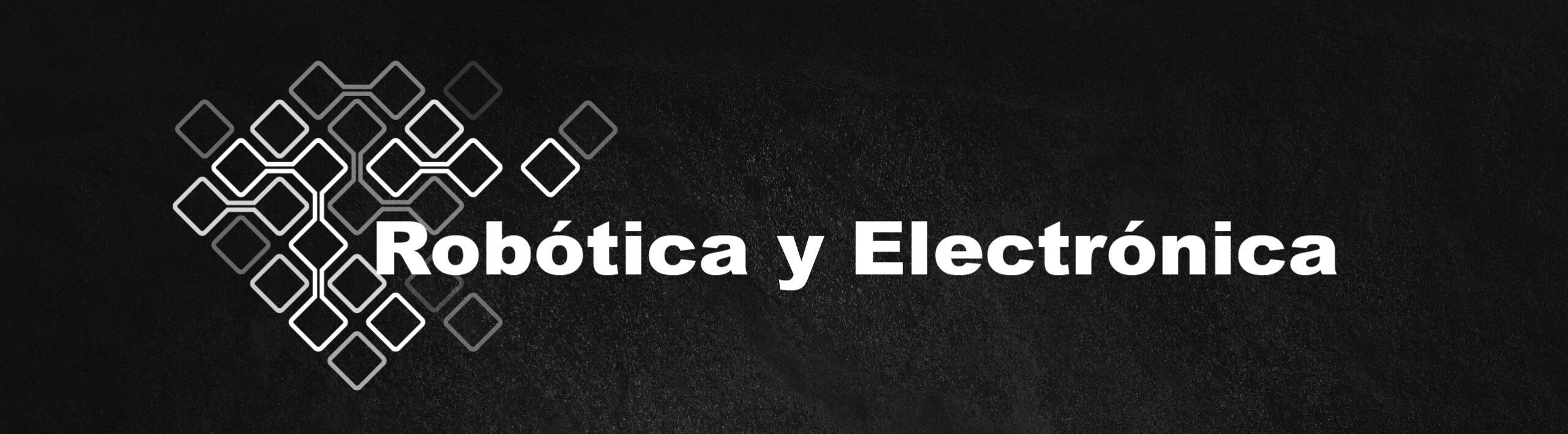 Logo Robótica y Electrónica