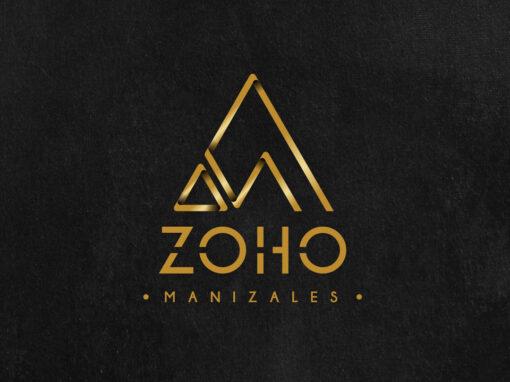 Identidad Visual Zoho Manizales