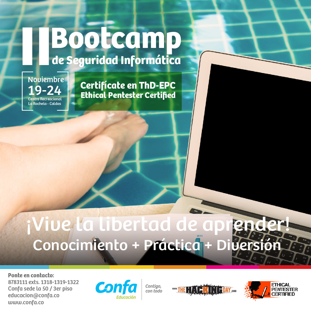 Post Redes Sociales bootcamp