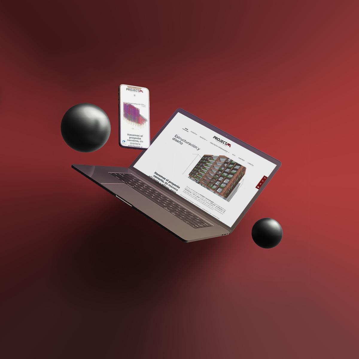 Website Design ProjectM