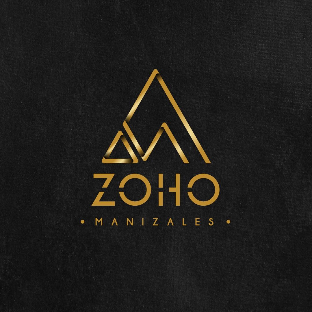 Diseño Identidad Corporativa Zoho Manizales