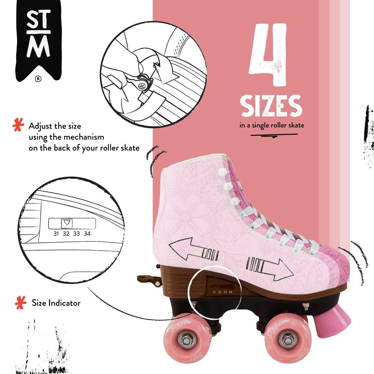 Instructivo Patines Pink
